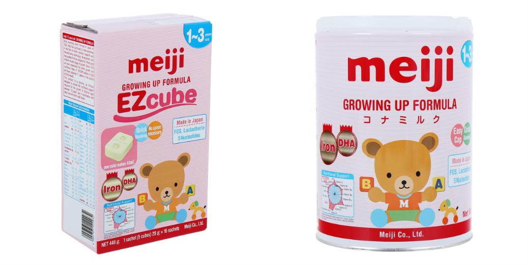 Sữa Meiji số 9 Growing Up Formula có tốt không?