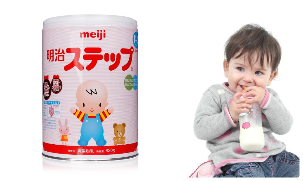 Sữa Meiji số 9 có tốt không? Có giúp bé tăng cân, tăng chiều cao không?