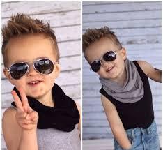 kiểu tóc siêu đẹp cho bé trai