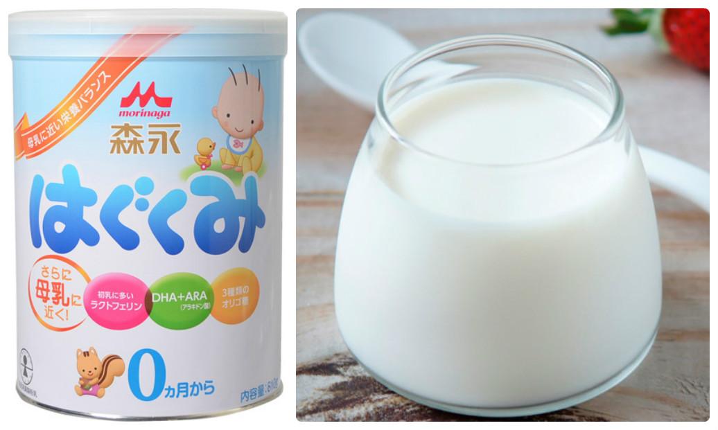 Cách làm sữa chua từ sữa bột Morinaga cho bé ăn dặm