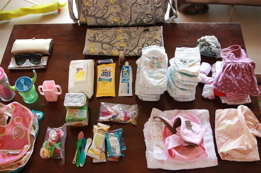 đô dùng cho trẻ sơ sinh an toàn