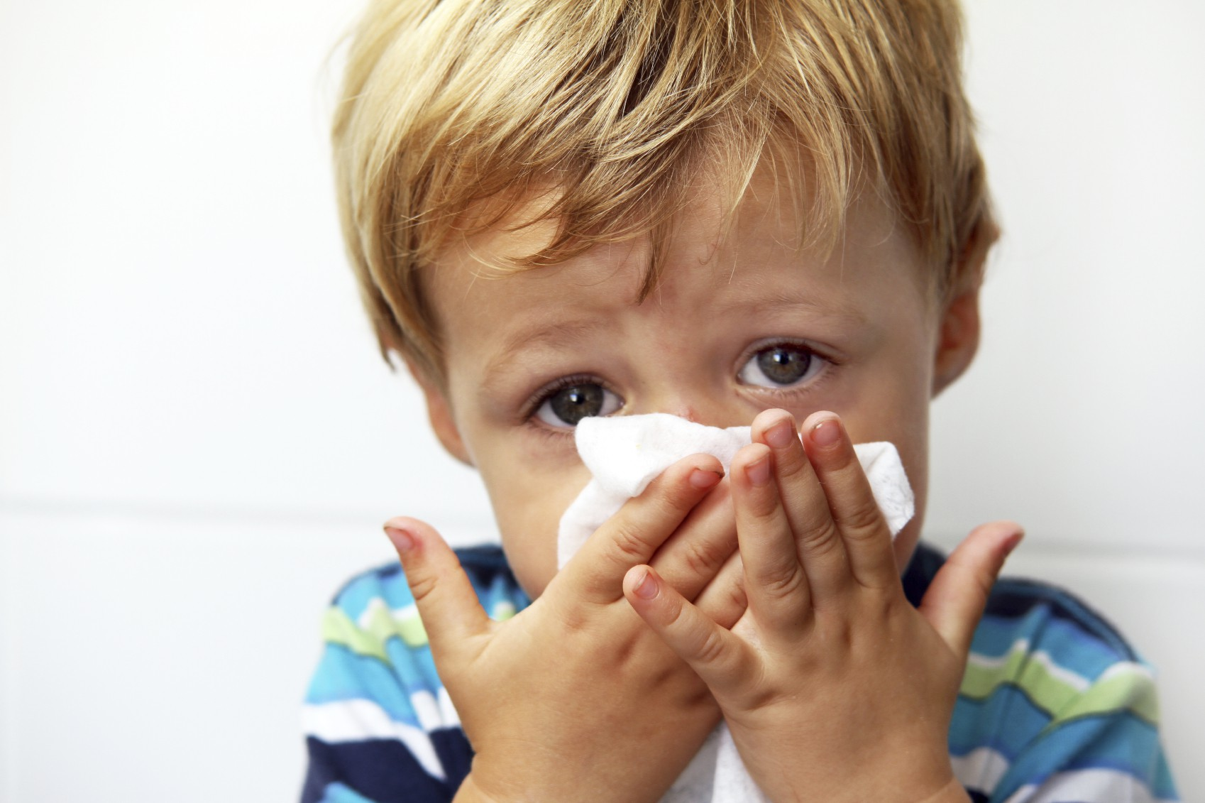Hàng nghìn em bé đã khỏi ho, sổ mũi nhờ bài thuốc từ củ gừng