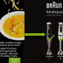 Máy xay cầm tay hãng Braun ở TP.HCM giá bao nhiêu