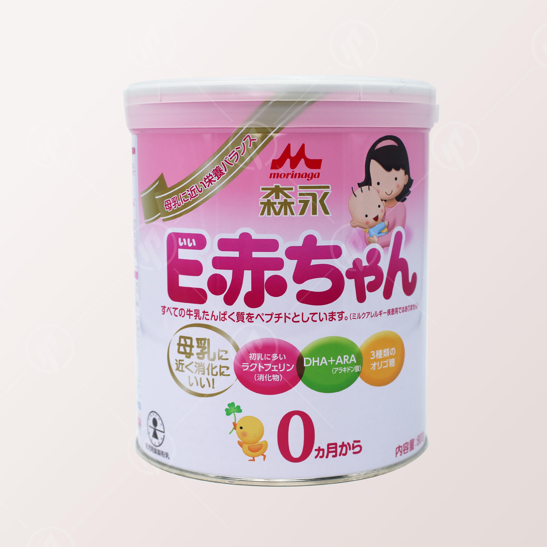 Sữa Morinaga E-Akachan cho trẻ sinh non