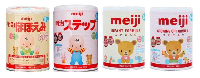 Nên mua sữa Meiji nhập khẩu hay xách tay thì tốt hơn cho con?