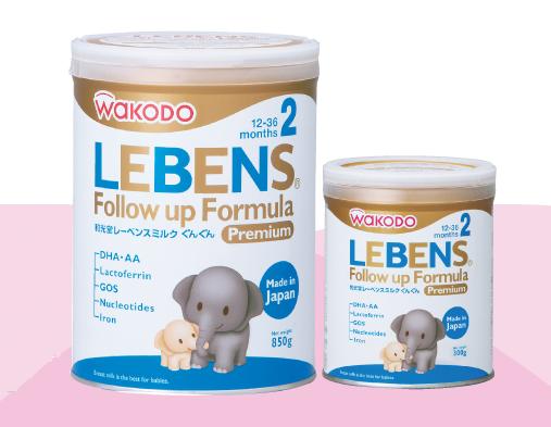 Tại sao sữa Wakodo Lebens 2 luôn được ưa chuộng trên thị trường hiện nay?
