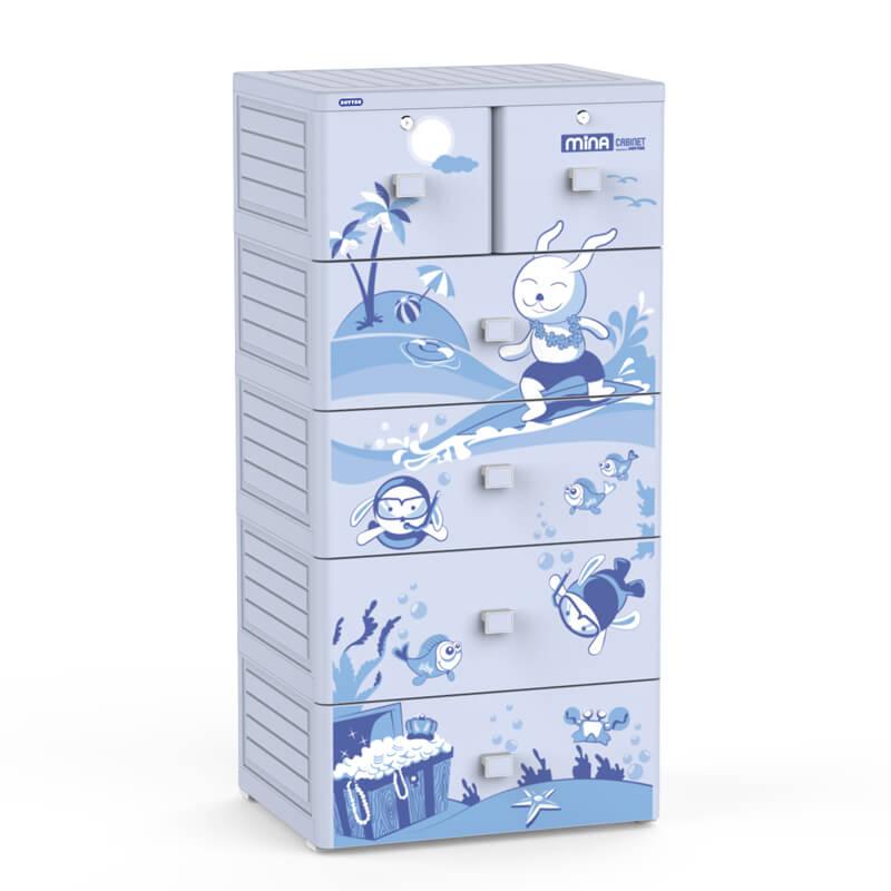 Tủ nhựa Duy Tân và những lưu ý khi sử dụng - Mẹ nên biết!