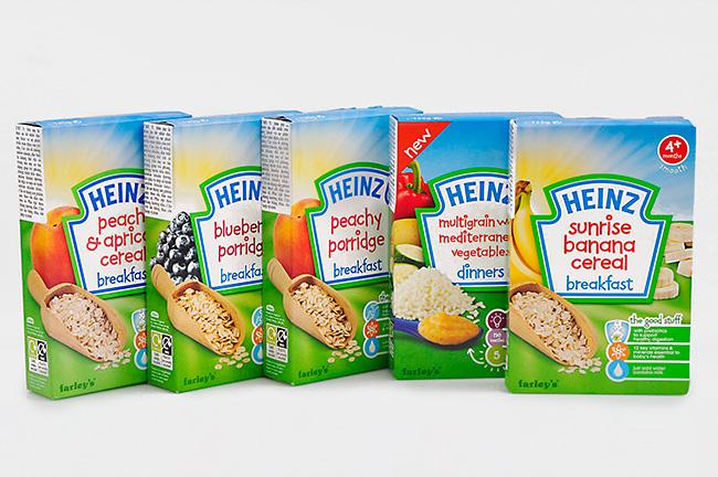 Bột ăn dặm Heinz cho bé 4 tháng tuổi trở lên loại nào ngon?