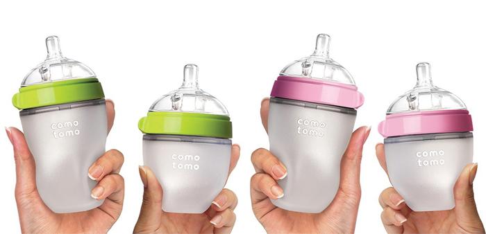 Bình sữa Comotomo 250ml có dùng cho bé sơ sinh hay không?