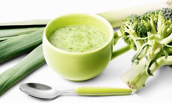 bông cải xanh lý tưởng cho trẻ bắt đầu ăn dặm