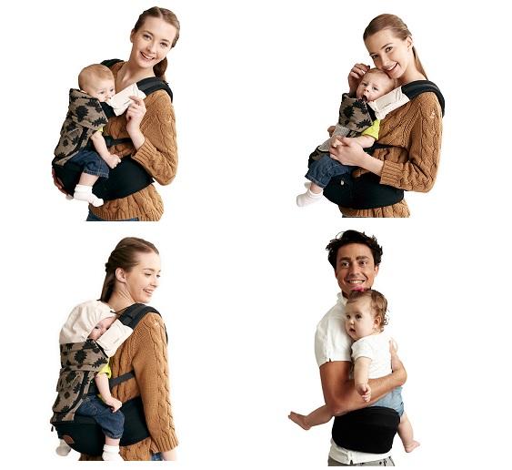 lưu ý khi chọn địu cho trẻ sơ sinh