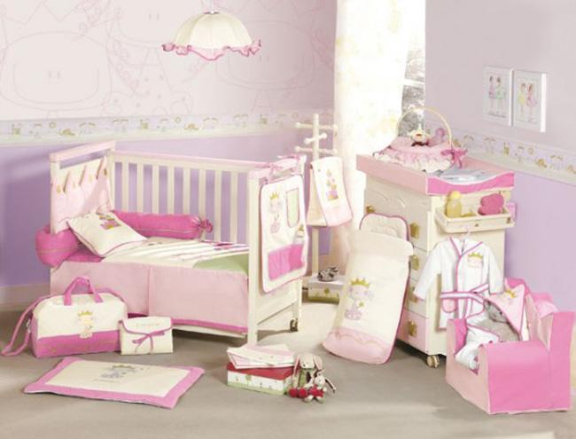 đồ dùng trẻ sơ sinh