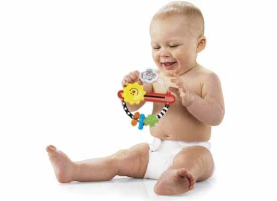 Hướng dẫn chọn mua đồ chơi thông minh cho bé 1 tuổi