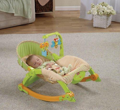 Ghế rung có tốt cho trẻ không?