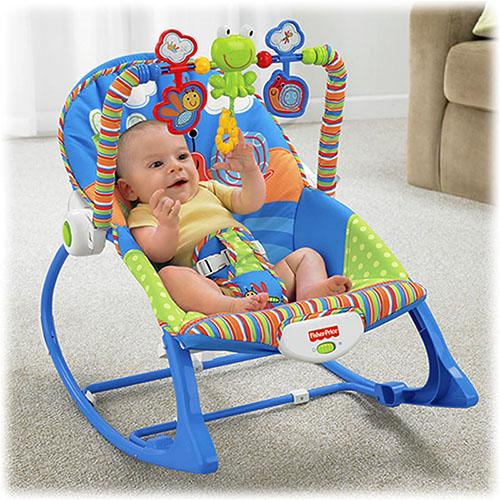 5 mẫu ghế rung Fisher Price được đông đảo cha mẹ lựa chọn