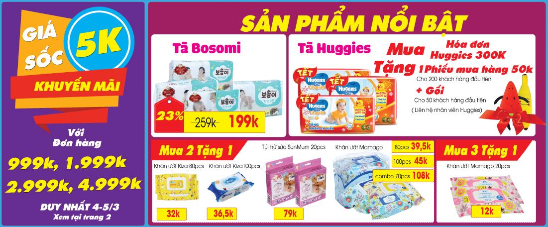 khai trương siêu thị mẹ và bé Kids Plaza Nguyễn Oanh