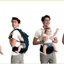 Hướng dẫn sử dụng đeo địu em bé 4 tư thế