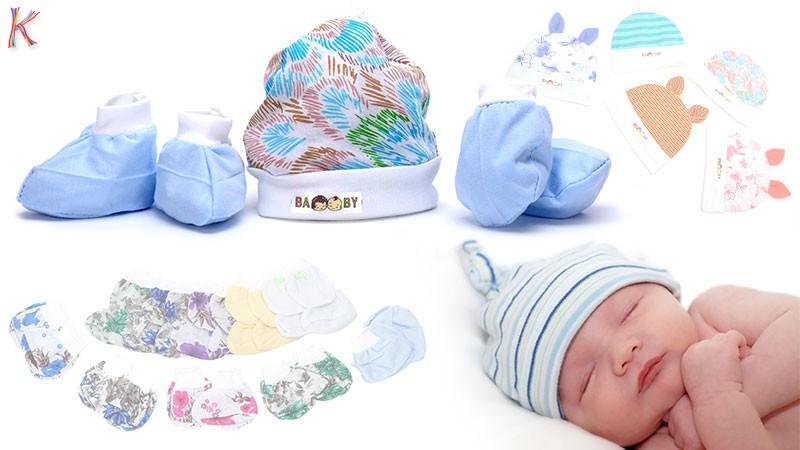 4 món đồ dùng sơ sinh cho bé không thể thiếu
