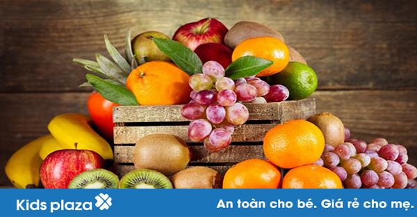 Những loại trái cây giúp mẹ sinh mổ mau phục hồi sức khỏe , sữa dồi dào cho bé