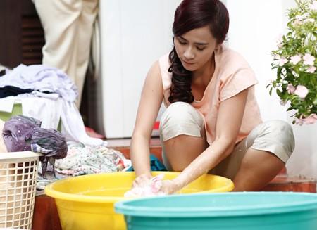 Mẹ đã giặt quần áo sơ sinh cho con đúng cách chưa ?