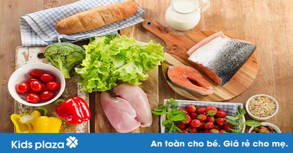 Liệt kê 11 loại thực phẩm giúp trẻ tăng cân tốt và nhanh nhất