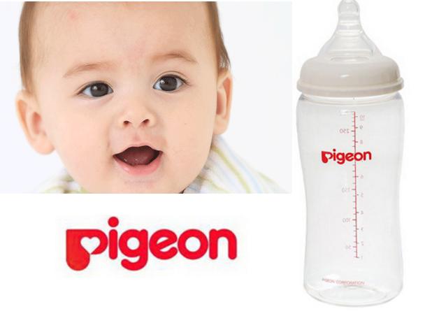 bình sữa pigeon