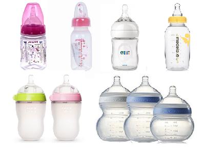 Kinh nghiệm chọn bình sữa trẻ sơ sinh