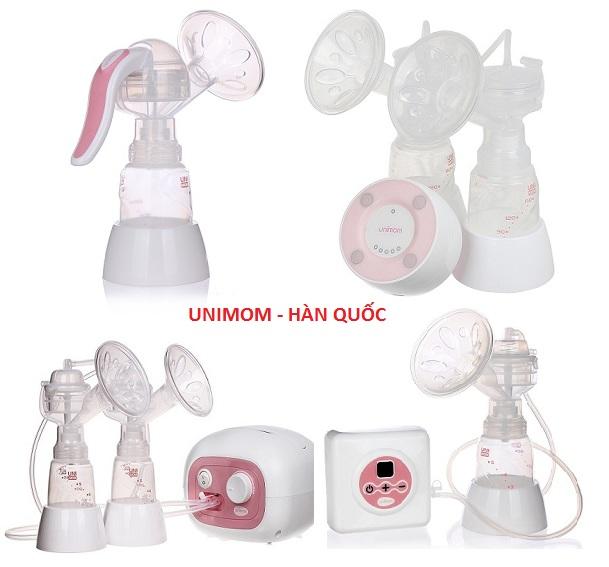 [Tư vấn]Máy hút sữa Unimom có những loại nào tốt?