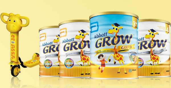 sữa abbott grow