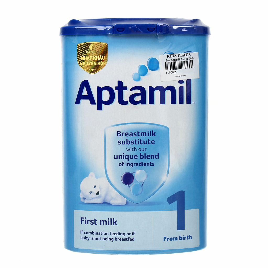 sữa aptamil số 1 Anh 900g