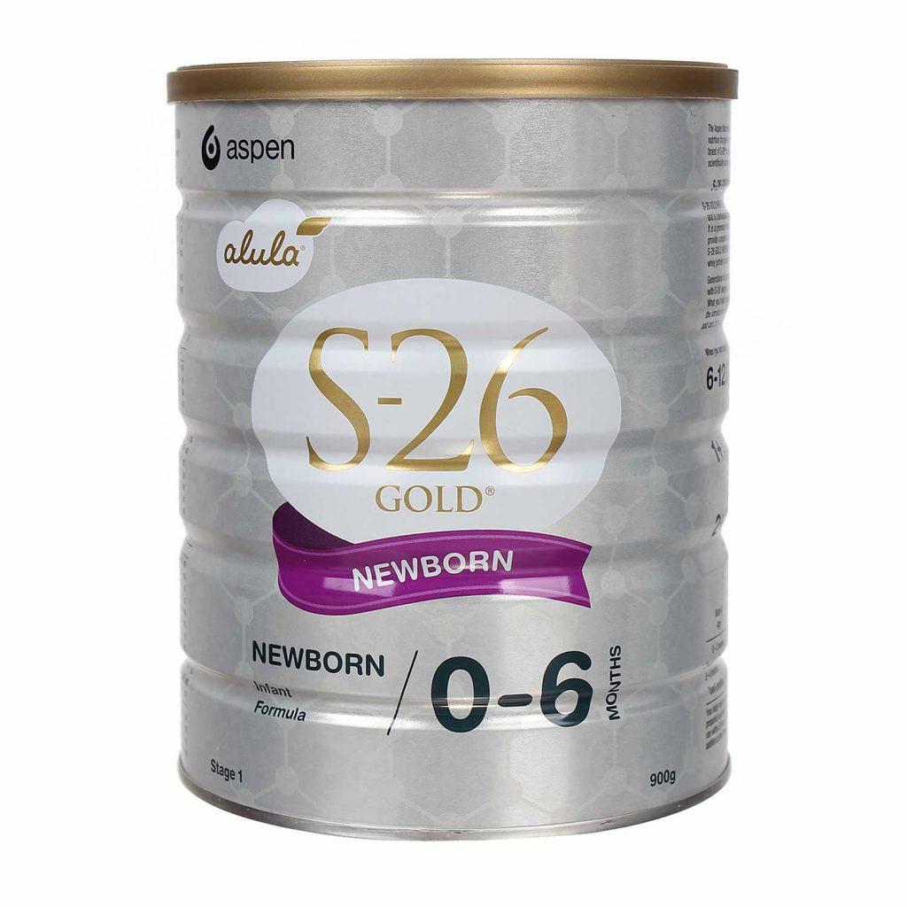 Sữa S26 Gold newborn số 1