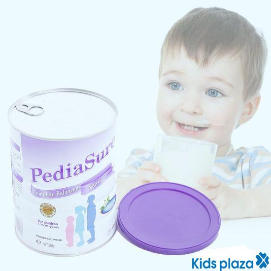[ Mách mẹ ] Cách pha sữa Pediasure Mỹ chuẩn nhất cho bé nhà mình