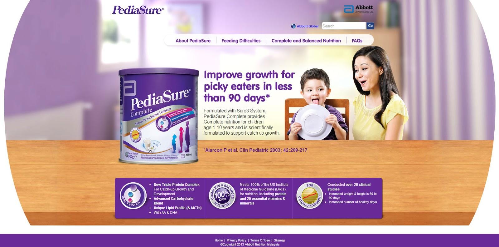 Sữa pediasure có mấy loại? Có tốt không? Có tăng cân không?