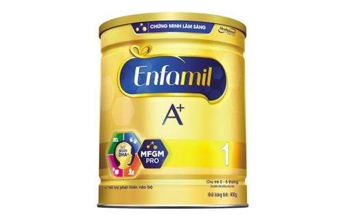 Sữa Enfa A+ 360 Brain DHA có tốt cho trẻ sơ sinh từ 0-6 tháng tuổi không?