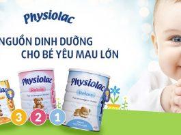 sữa physiolac có tốt không