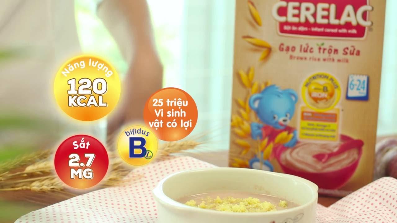 [THẮC MẮC] Bột ăn dặm Nestle có tốt không?