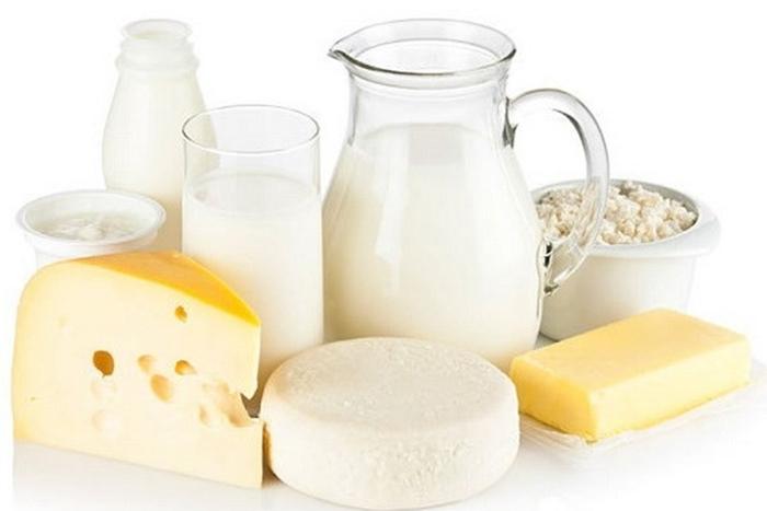 đa dạng thực phẩm từ sữa cho bé