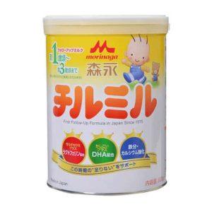 sữa chống táo bón cho trẻ morinaga số 9
