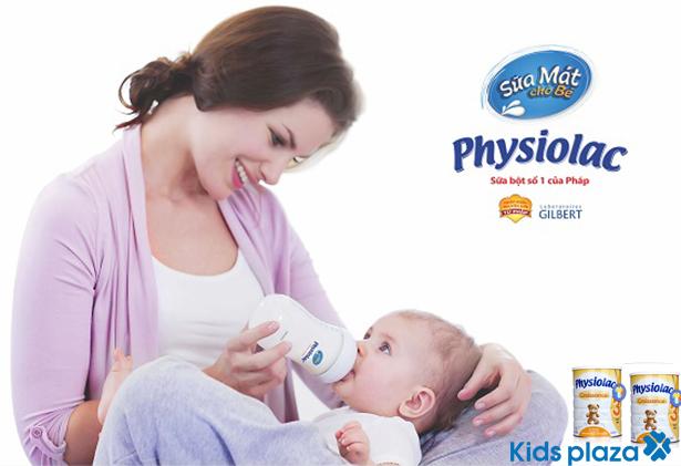 Sữa Physiolac số 3 có tốt không? Giá bao nhiêu?