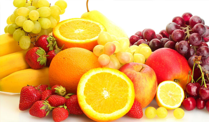 trái cây giàu vitamin C giúp cải thiện sắc tố da cho bé
