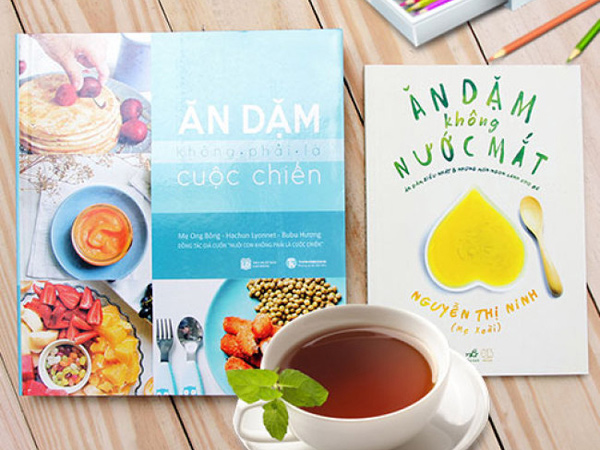 "Tìm hiểu bộ 3 cuốn sách ăn dặm kiểu Nhật ""Best seller"""