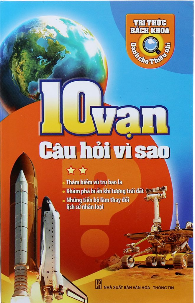Sách 10 vạn câu hỏi vì sao