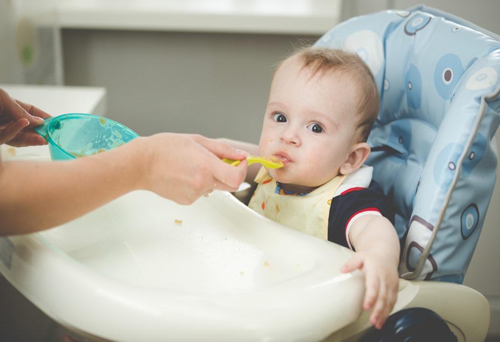 Kinh nghiệm chọn sản phẩm ăn dặm theo từng độ tuổi cho bé