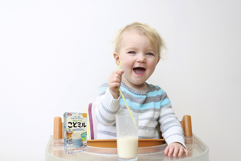 Sữa Morinaga Kidomil vị Vani