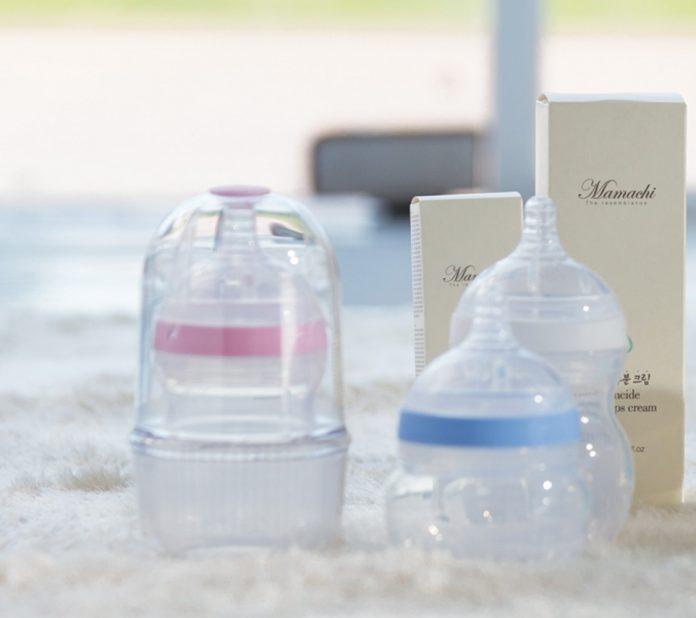 Các loại bình sữa Mamachi cho bé