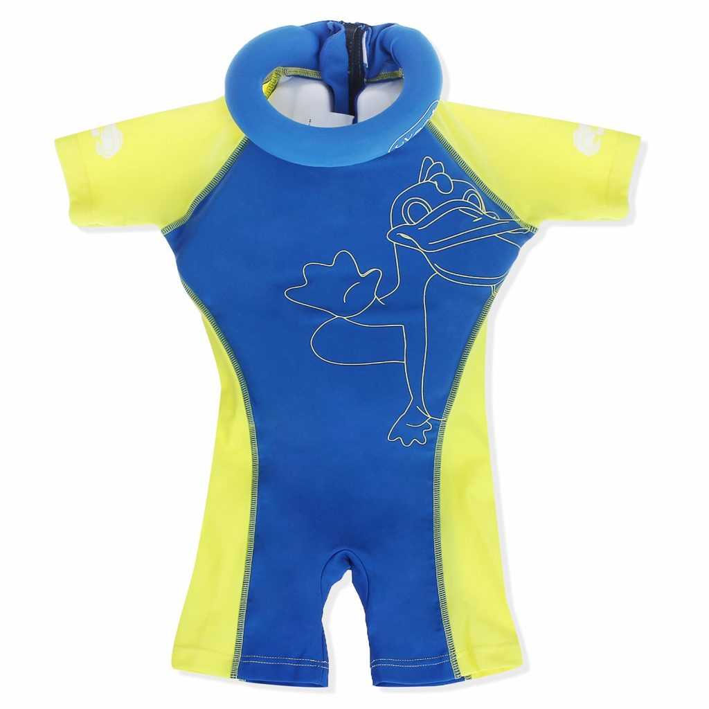 bộ quần áo tập bơi cho bé