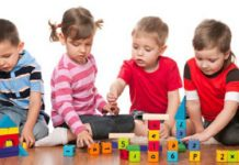 Đồ chơi gỗ thông minh cho bé