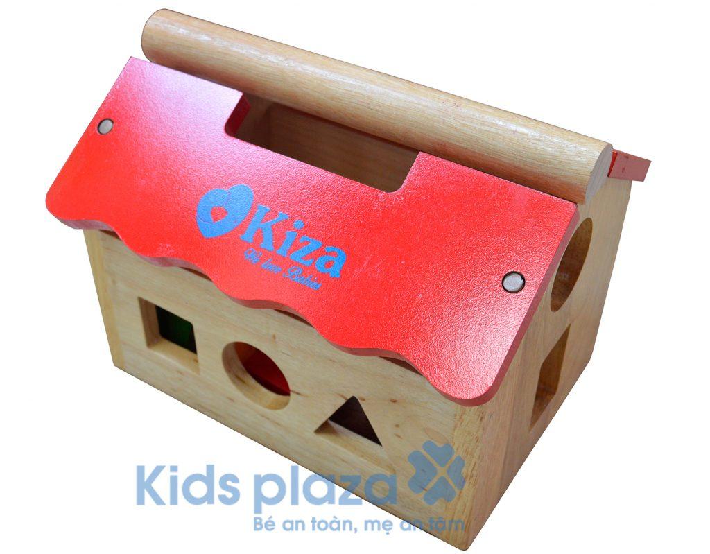 Đồ chơi gỗ xếp hình cho bé