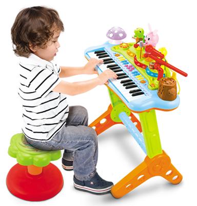 Đồ chơi âm nhạc cho trẻ mầm non