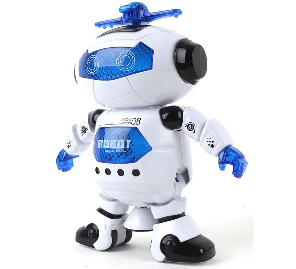 Đồ chơi robot nhảy múa cho bé